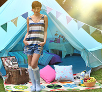 Win a Glamping trip