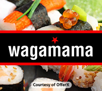 Win Meal at Wagamama's