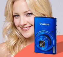 Win Canon IXUS camera