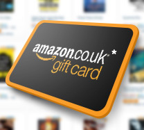 Win £150 of Amazon vouchers
