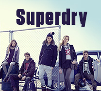 Win Superdry Vouchers