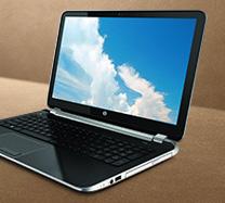 Win an HP Pavilion Touchscreen Laptop