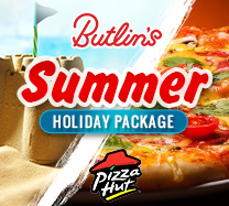 Win a Summer holiday package