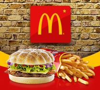 Win a £100 McDonald's giftcard