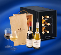 Win a Wine cooler and a case of wine