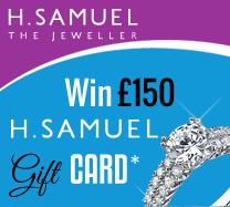 Win a £150 H.Samuel Gift Card
