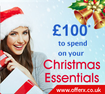 Win some Christmas Essentials