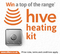 Win a Hive Heating Kit