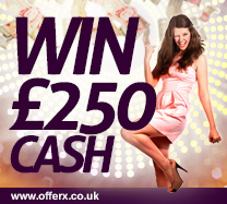 Win £250 cash