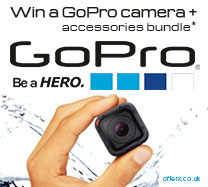 Win GoPro Camera + accessories bundle