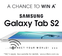 Win a Samsung Galaxy S2 Tablet