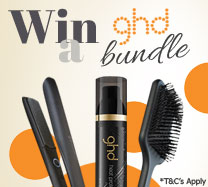 Win a £200 GHD Bundle