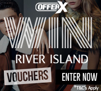 Win £500 to spend at River Island