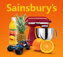 Win £300 to spend in Sainsbury's!