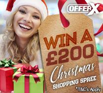 Win a £200 Shopping Spree