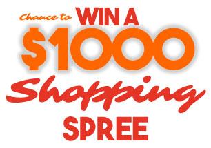 Win $1000 cash to spend in IGA