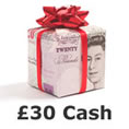 Win £30 TODAY!