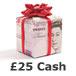 £25 Cash