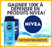 Gagnez un lot de produits NIVEA