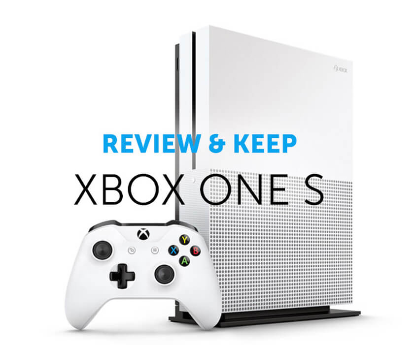 Review a Xbox One S