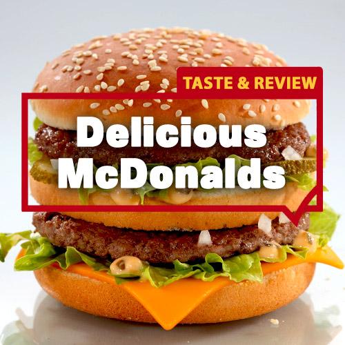 Review McDonalds