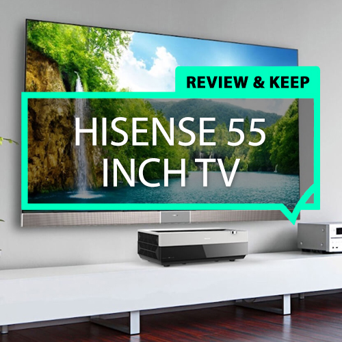 Review a Hisense TV