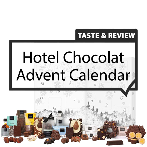 Review a Hotel Chocolat Advent Calendar
