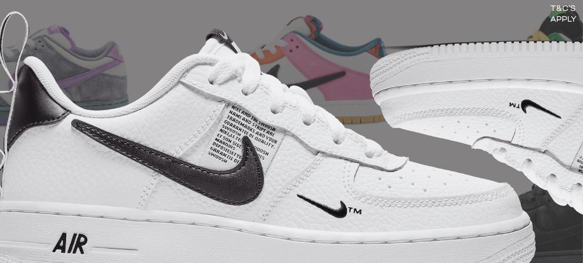 Become a Nike Secret Shopper