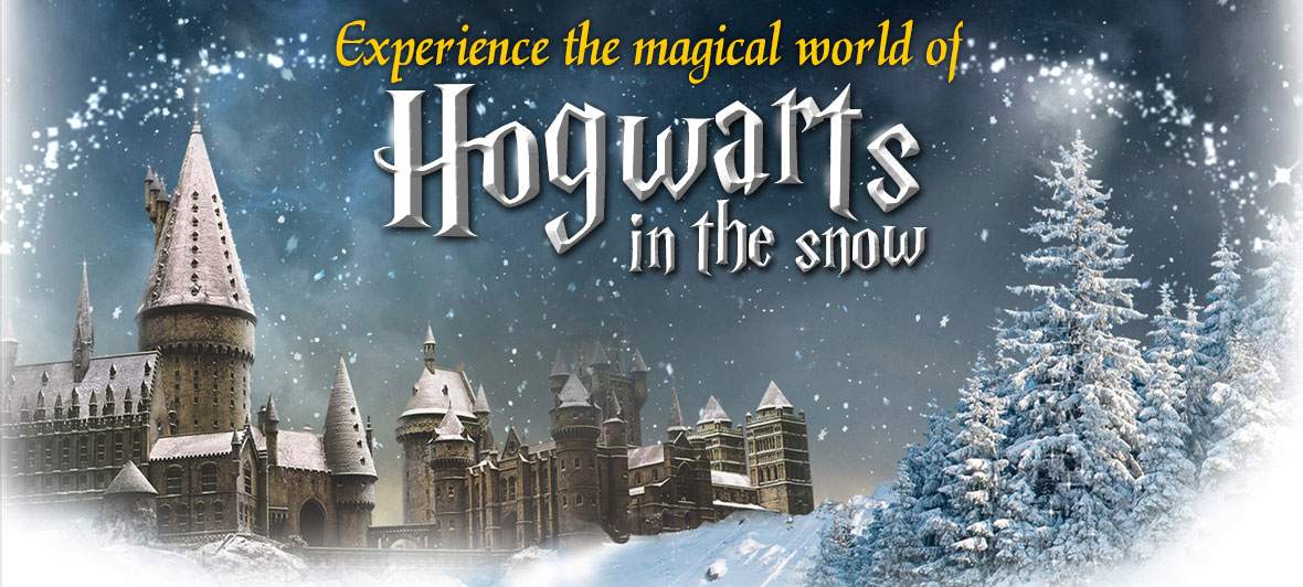Review a  Trip to Hogwarts in the Snow