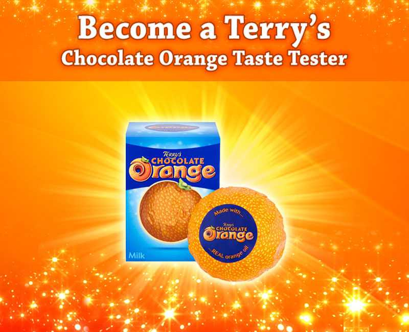Review a Terry's Chocolate Orange
