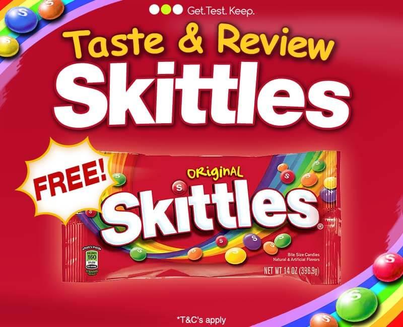 Review Skittles