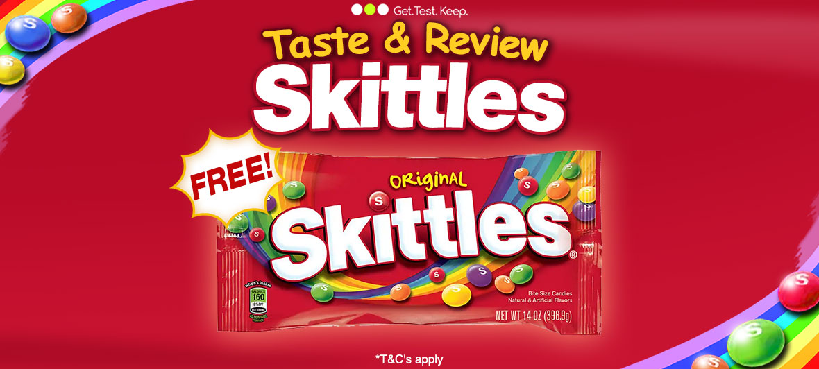 Review Skittles