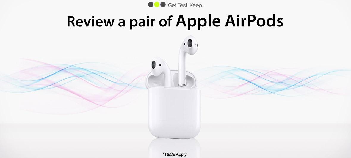 Review headphones