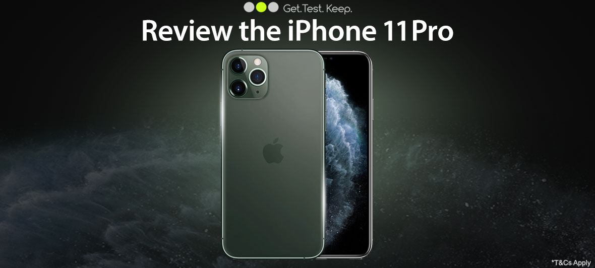 Review the iPhone 11 Pro