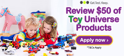 Review $50 of Toy Universe Products