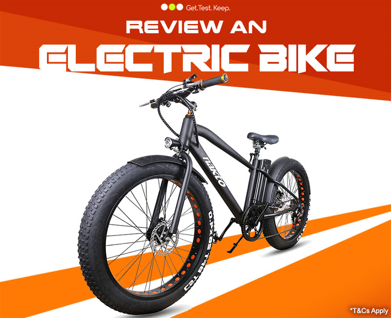 Review An Electric Bike
