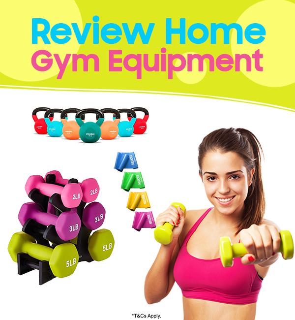 Review Home Gym Equipment