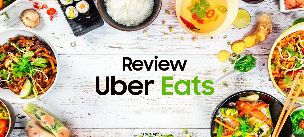 Review Uber Eats
