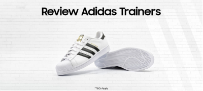 Review Adidas trainers