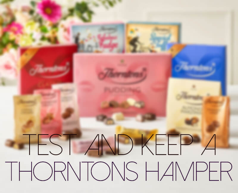 Review a Thorntons Hamper