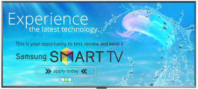 Review a Samsung TV