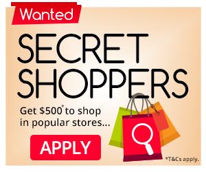Become a Secret Shopper at Kmart or Kogan