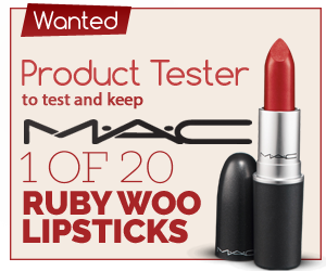 Review a MAC lipstick