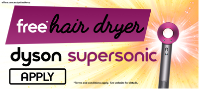 Review a Dyson Supersonic Hair Dryer