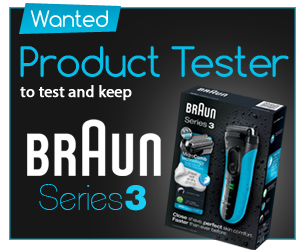 Review a Braun Series 3 Wet & Dry