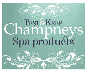 Review a Champneys Hamper