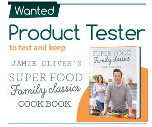 Reveiw a Jamie Oliver Cookbook