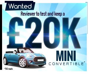 Review a  Mini Convertible