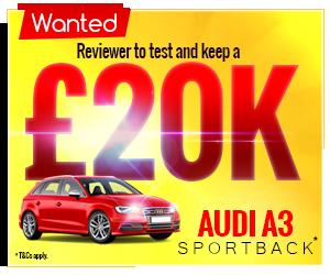 Review an Audi A3