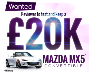 Review a Mazda MX-5
